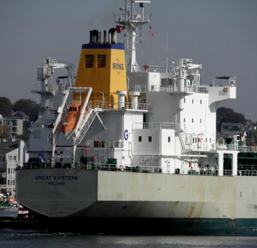 portland tanker